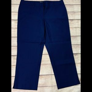 White House Black Market Pants Ankle 12